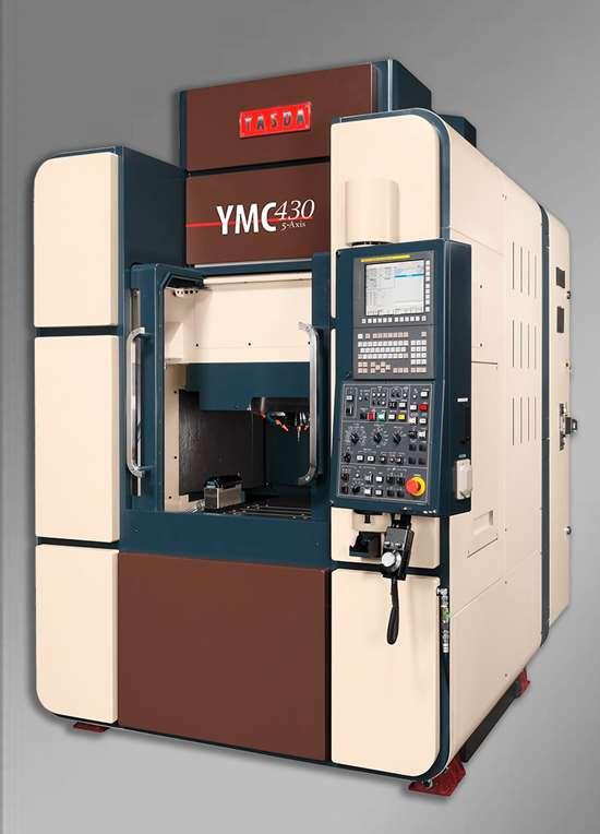 Yasda YMC 430 Ver. 11 micromachining center