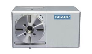 Sharp Industries Model SR-6.7 rotary table