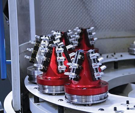Five-axis workholding fixtures are now a substantial part of 5th Axis' business.