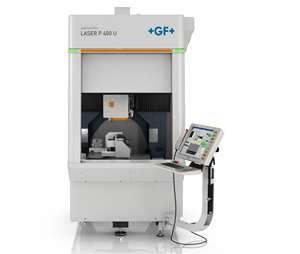 Laser P 400U GF Machining Solutions