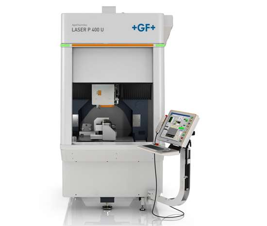 Laser P 400U GF Machining Solutions