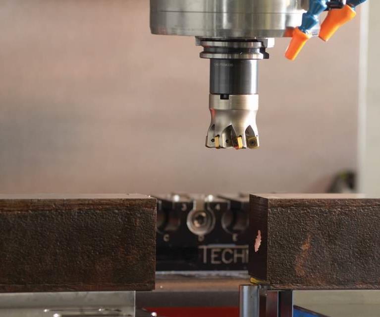 La herramienta Hi-Feed Midi de Ingersoll Cutting Tools