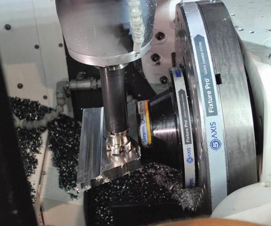 cutting a workpiece