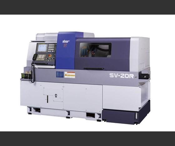 Star CNC SV-20R