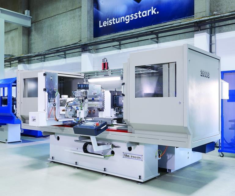 Advanced Machine & Engineering Tibo Tiefbohrtechnik's E10