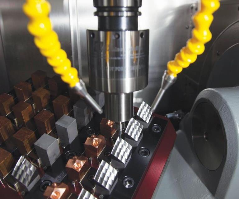Air Turbine Spindles 660 series