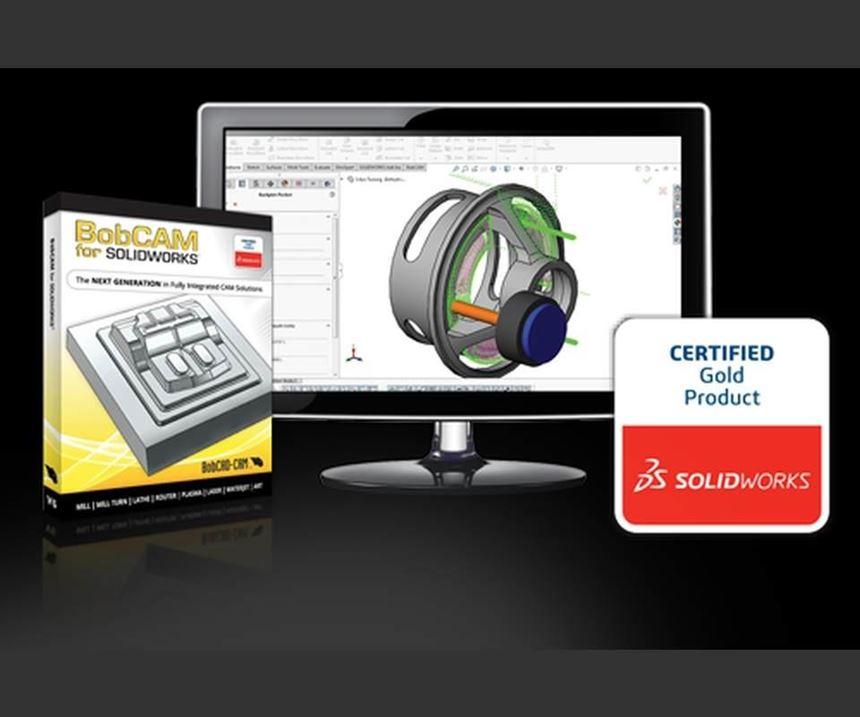 BobCAD-CAM BobCAM 6 for SolidWorks