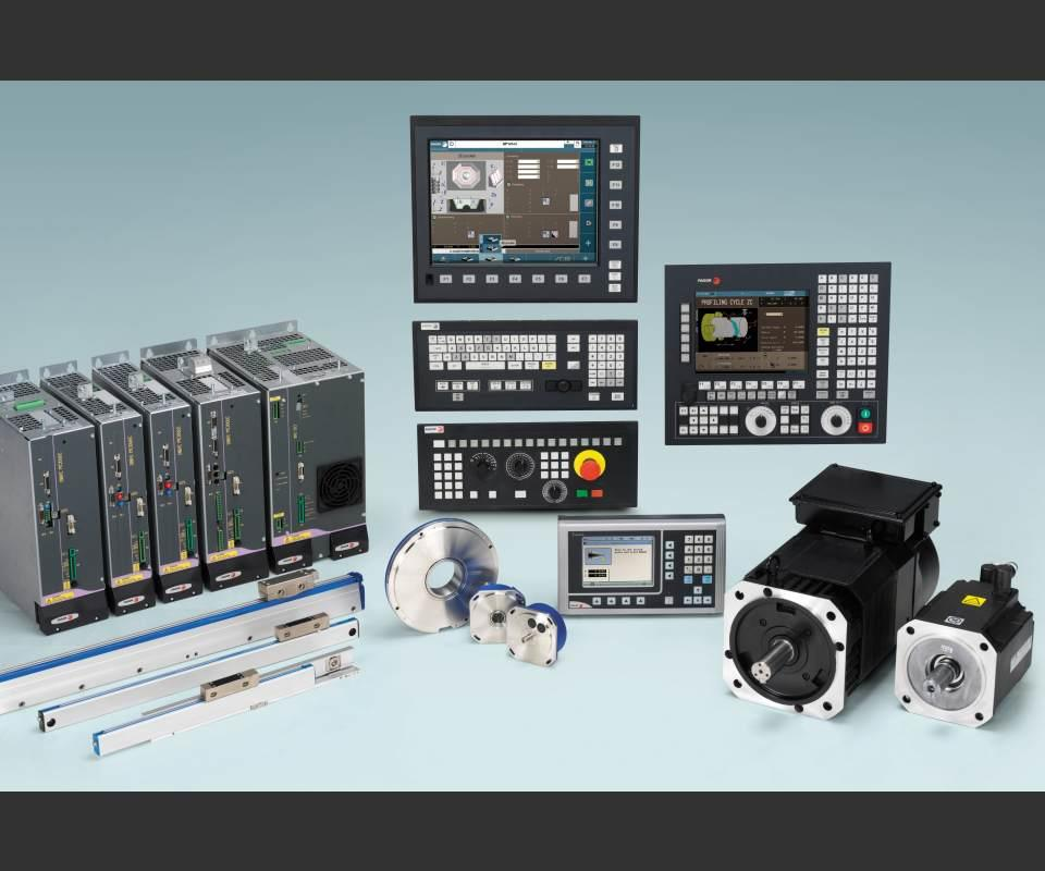 Fagor Automation products