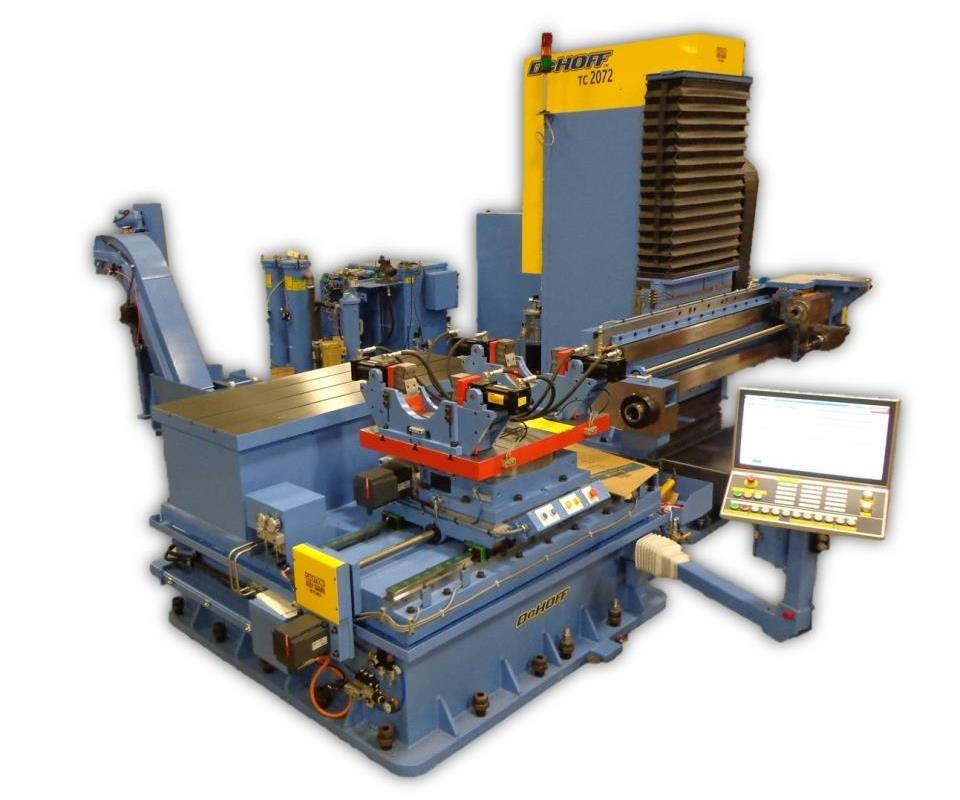 Kays Engineering DeHoff 2072TC