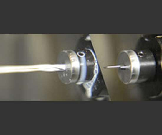 Scientific Cutting Tools Coolant Ring Technology