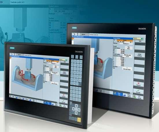 Siemens Sinumerik blackline panels