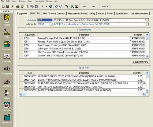 OEE tracking software