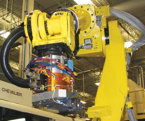 Six-axis robot