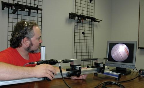 Borescope video system
