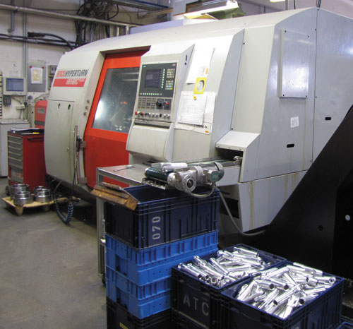 EMCO Maier Hyperturn 665MC Plus