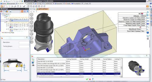 Missler Software's TopSolid'Cam 7.6
