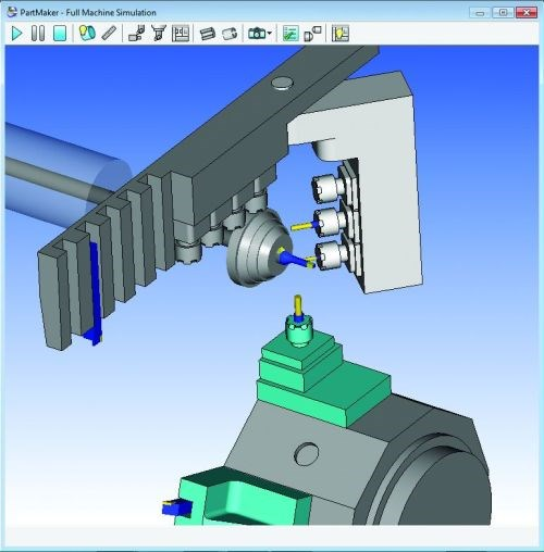 PartMaker Modeling functionality to PartMaker 2012