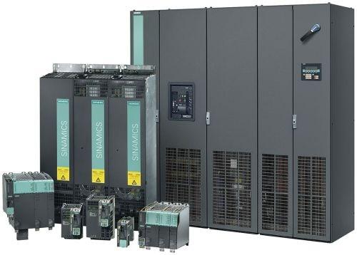 Siemens Sinamics S120 drive system
