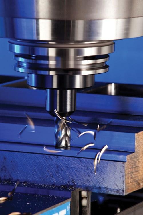 Imco Carbide Tool Pow-R-Feed M924 end mill
