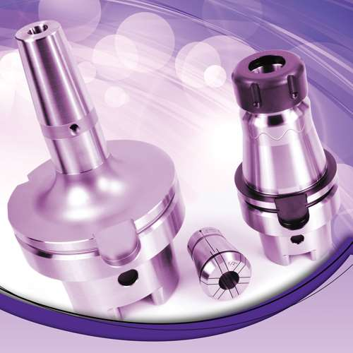 OSG Tap & Die Hy-Pro shrink-fit toolholders