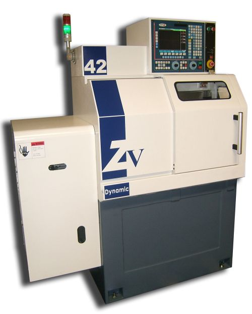 Dynamic Machine ZV line of gang-tool lathes