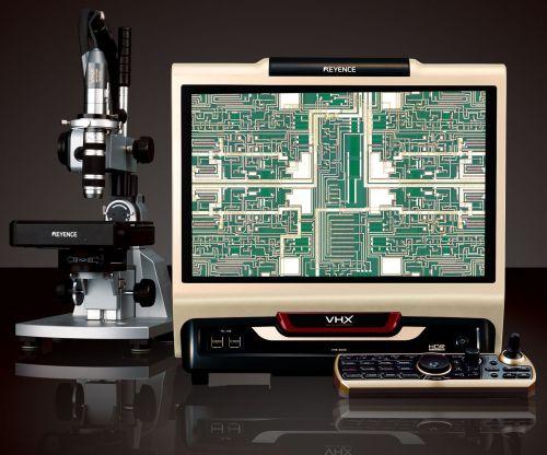 Kenence VHX series digital microscope