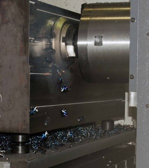 Mag's high-torque T-Rex spindle