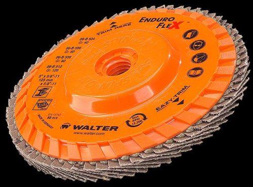 Walter Enduro-Flex finishing disc