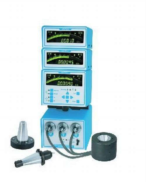 Western Gage Corporation offers MillCheck and Micro II readouts to operate common dual- and single-master air gages
