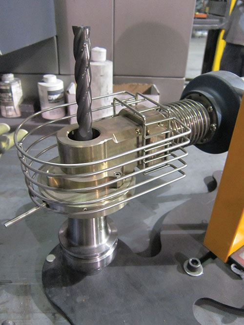 shrink-fit tooling