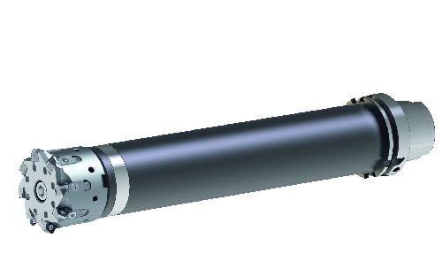 LMT SpeedLift milling head system
