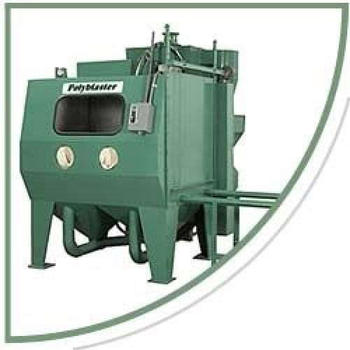Abrasive Supply Company Mold Cleaning Polyblaster cabinet