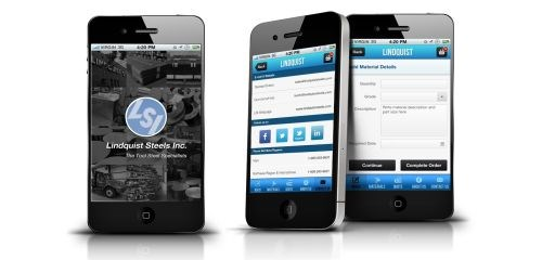 Lindquist Tool Selection app