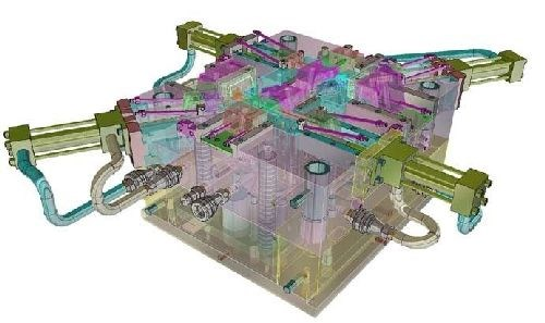 TST VIS CAD/CAM/CAE and VISI-PEPS software