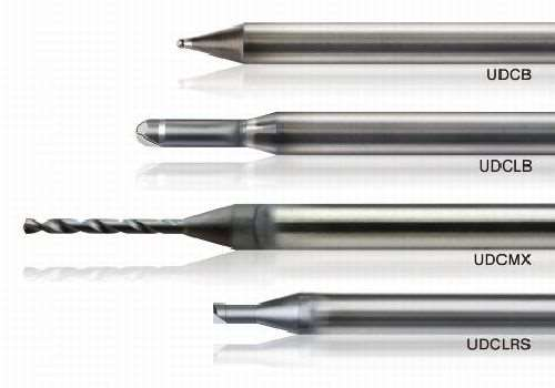 U.S. Union Tool UDC end mills
