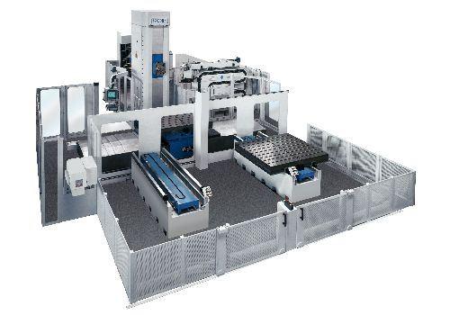 Bragonzi 130 TC machining center