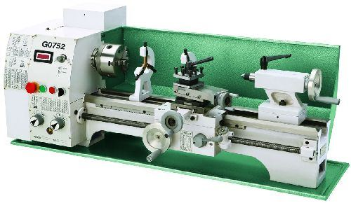 Grizzly G0752 lathe