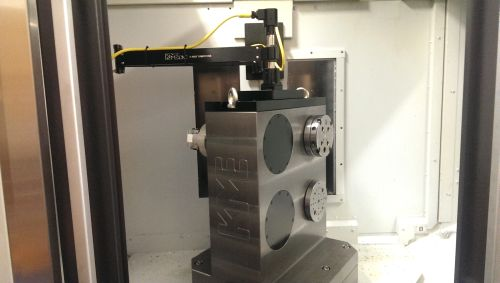 KME CNC five-axis tombstone
