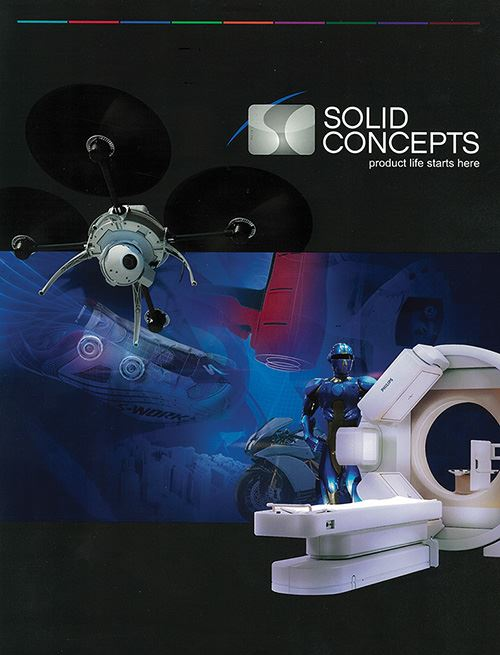Solid Concepts brochure