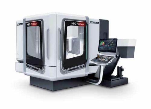 DMG Mori HSC Linear milling machine
