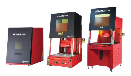 Electrox EMS laser marking workstations