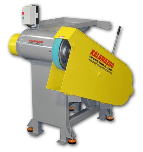 Kalamazoo Industries model BG14 back stand grinder
