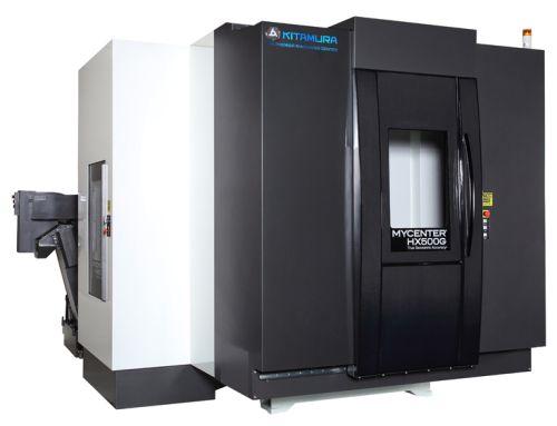 Kitamura Machinery Mycenter-HX500G HMC