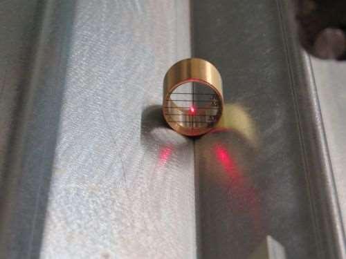 Laser Tools L56SS bar feeder alignment system