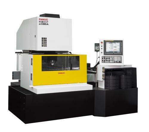 Methods Machine Tools FANUC Robocut α-CiA series wire EDM