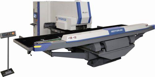 Murata Motorum M2048 CNC punch press