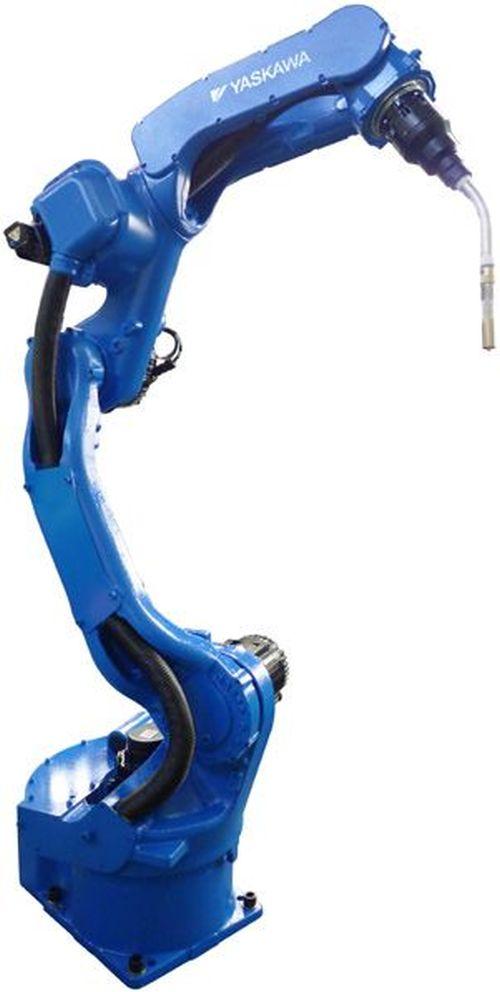 Yaskawa Motoman Robotics MA1440 arc welding robot