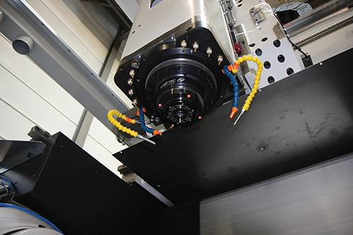 Mikron Machine and Spindle Protection
