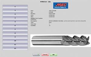 MSC ControlPoint vending unit