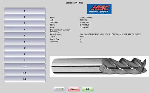 MSC ControlPoint screenshot